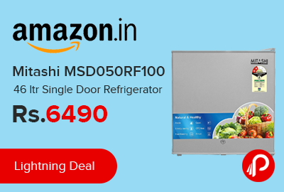 Mitashi MSD050RF100 46 ltr Single Door Refrigerator
