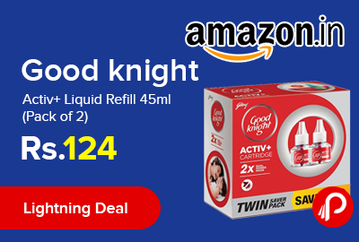 Good knight Activ+ Liquid Refill 45ml