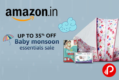 Baby Monsoon Essentails Sale