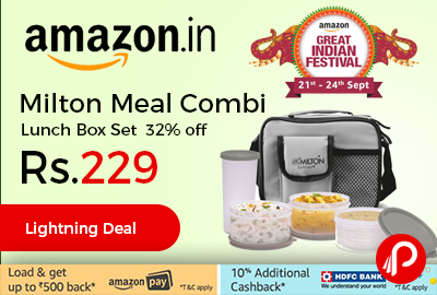 Milton Meal Combi Lunch Box Set