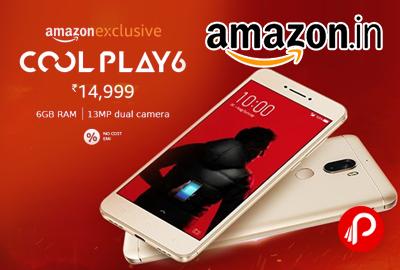 Cool Play 6 Mobile