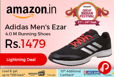 Adidas Men's Ezar 4.0 M Running Shoes