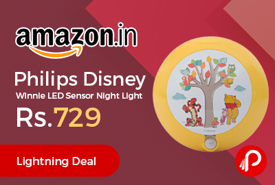 Philips Disney Winnie LED Sensor Night Light