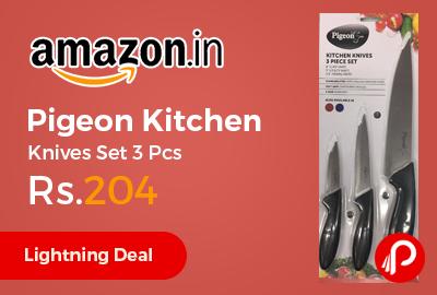 Pigeon Kitchen Knives Set 3 Pcs