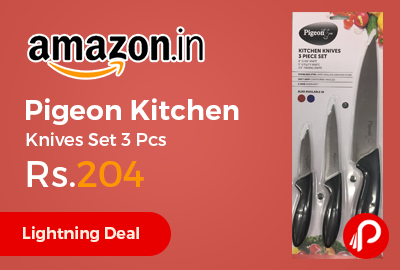 Pigeon Kitchen Knives Set 3 Pcs