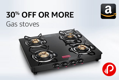 Deals on Gas stoves