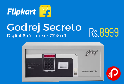Godrej Secreto Digital Safe Locker