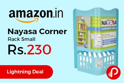 Nayasa Corner Rack Small