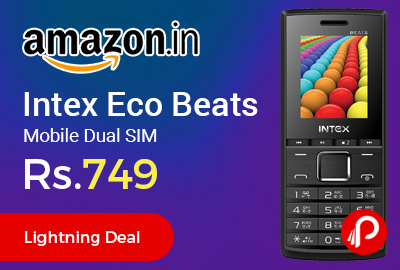 Intex Eco Beats Mobile Dual SIM