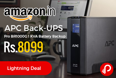 APC BR1000G-IN UPS 1 KVA Battery Backup
