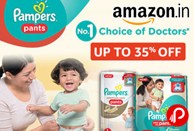 Pampers Diaper Pants