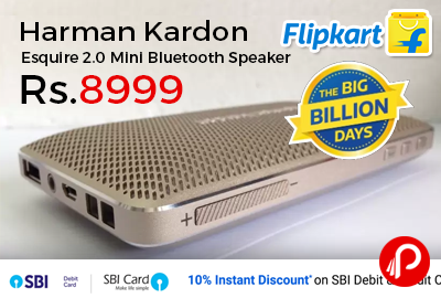 Harman Kardon Esquire 2.0 Mini Bluetooth Speaker