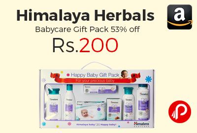 Himalaya Herbals Babycare Gift Pack