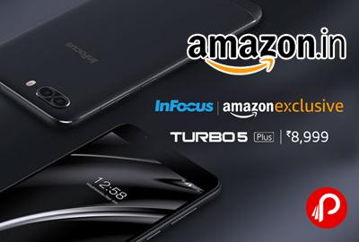 InFocus Turbo 5 Plus Mobile