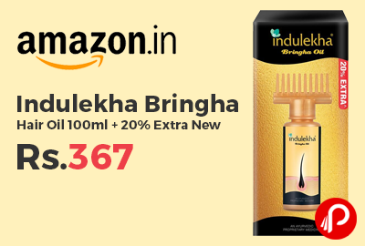 Indulekha Bringha Hair Oil 100ml