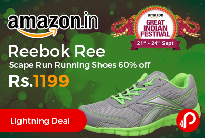 Reebok Ree Scape Run Running Shoes
