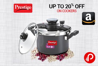 Prestige Cookers