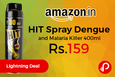 HIT Spray Dengue and Malaria Killer 400ml