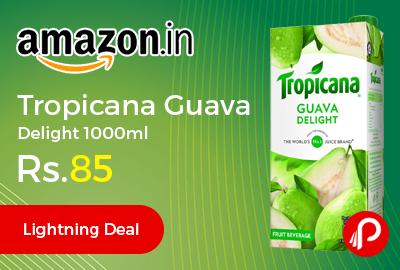 Tropicana Guava Delight 1000ml
