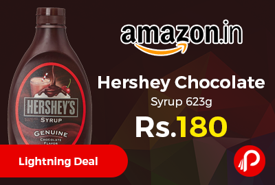 Hershey Chocolate Syrup 623g