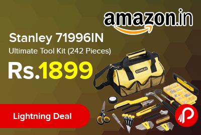 Stanley 71996IN Ultimate Tool Kit