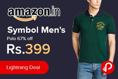 Symbol Men's Polo