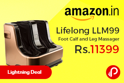 Lifelong LLM99 Foot Calf and Leg Massager