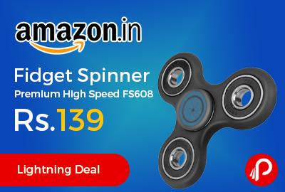 Fidget Spinner Premium High Speed FS608