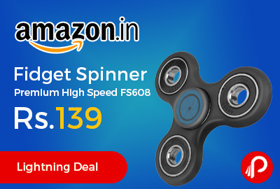 Fidget Spinner Premium High Speed FS608
