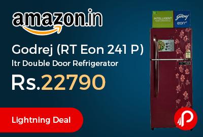 Godrej (RT Eon 241 P) 241 ltr Double Door Refrigerator