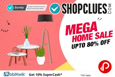 Mega Home Sale