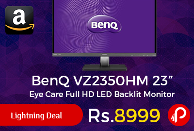 "BenQ VZ2350HM 23"" Eye Care Full HD LED Backlit Monitor"