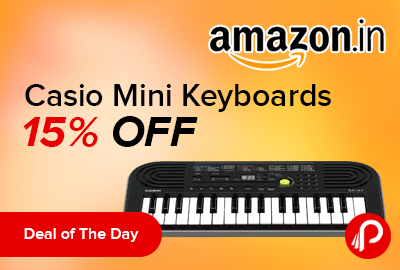 Casio Mini Keyboards