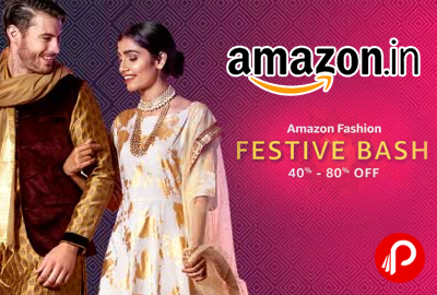 Festive Bash Amazon Fashion