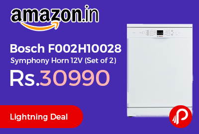 Bosch SMS60L12IN 12 Place Settings Dishwasher Free-Standing