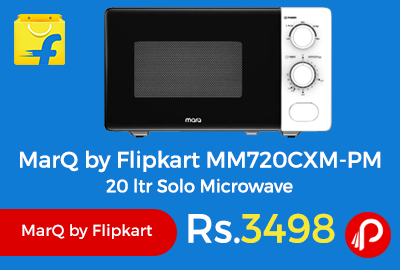 MarQ by Flipkart MM720CXM-PM 20 ltr Solo Microwave