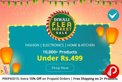 Diwali Flea Market Sale