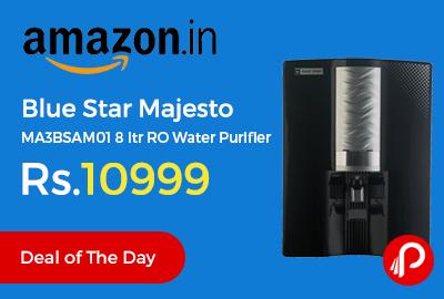 Blue Star Majesto MA3BSAM01 8 ltr RO Water Purifier