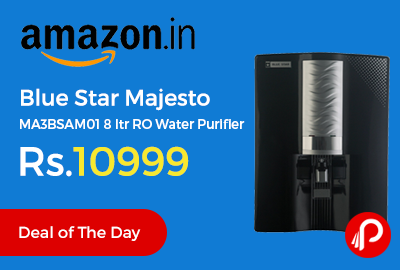 Blue Star Majesto MA3BSAM01 8 ltr RO Water Purifier