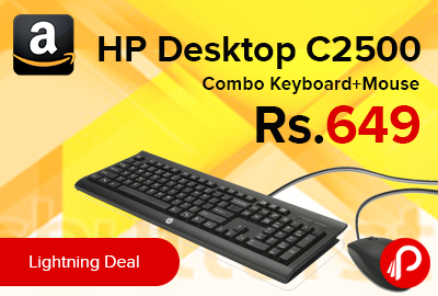 HP Desktop C2500 Combo Keyboard+Mouse