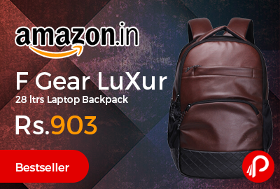 F Gear LuXur 28 ltrs Laptop Backpack