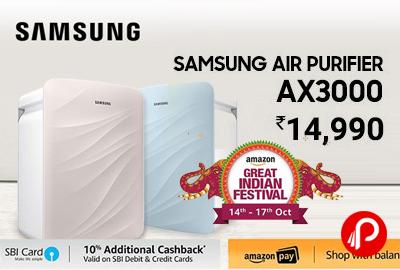 Samsung AX3000 Air Purifier