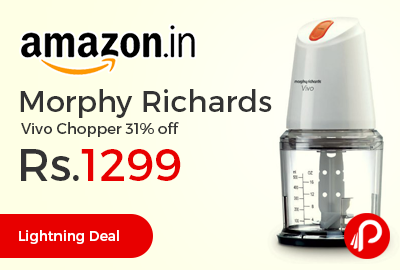 Morphy Richards Vivo Chopper