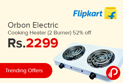 Orbon Electric Cooking Heater