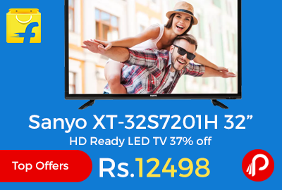 "Sanyo XT-32S7201H 32"" HD Ready LED TV"