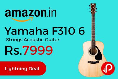 Yamaha F310 6 Strings Acoustic Guitar