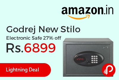 Godrej New Stilo Electronic Safe