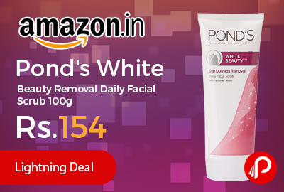 Pond's White Beauty Removal Daily Facial Scrub 100g
