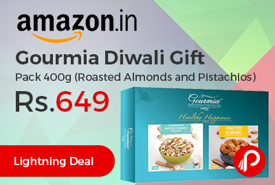Gourmia Diwali Gift Pack 400g