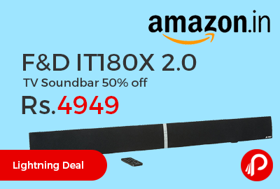 F&D IT180X 2.0 TV Soundbar